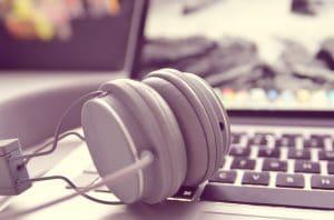 Audio Typing Test