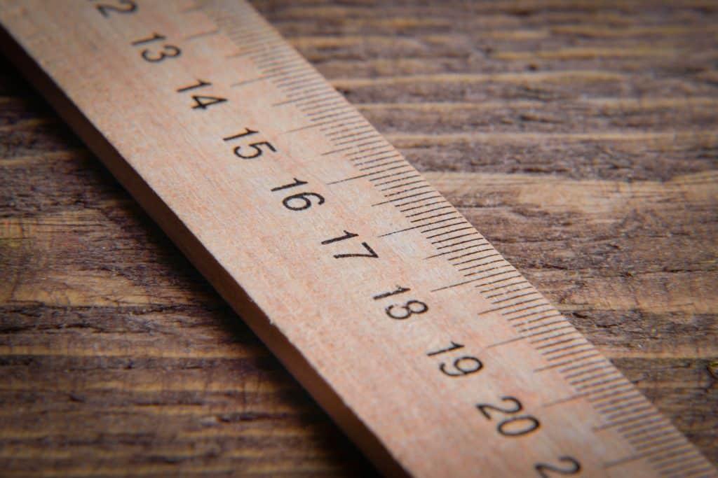 reading a ruler skills test