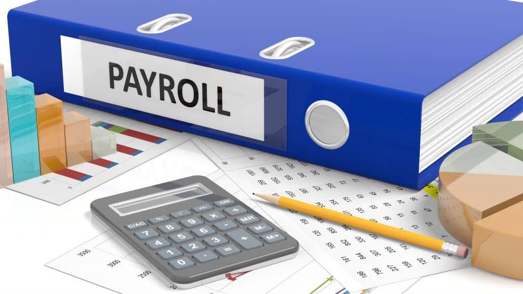 Payroll skill test