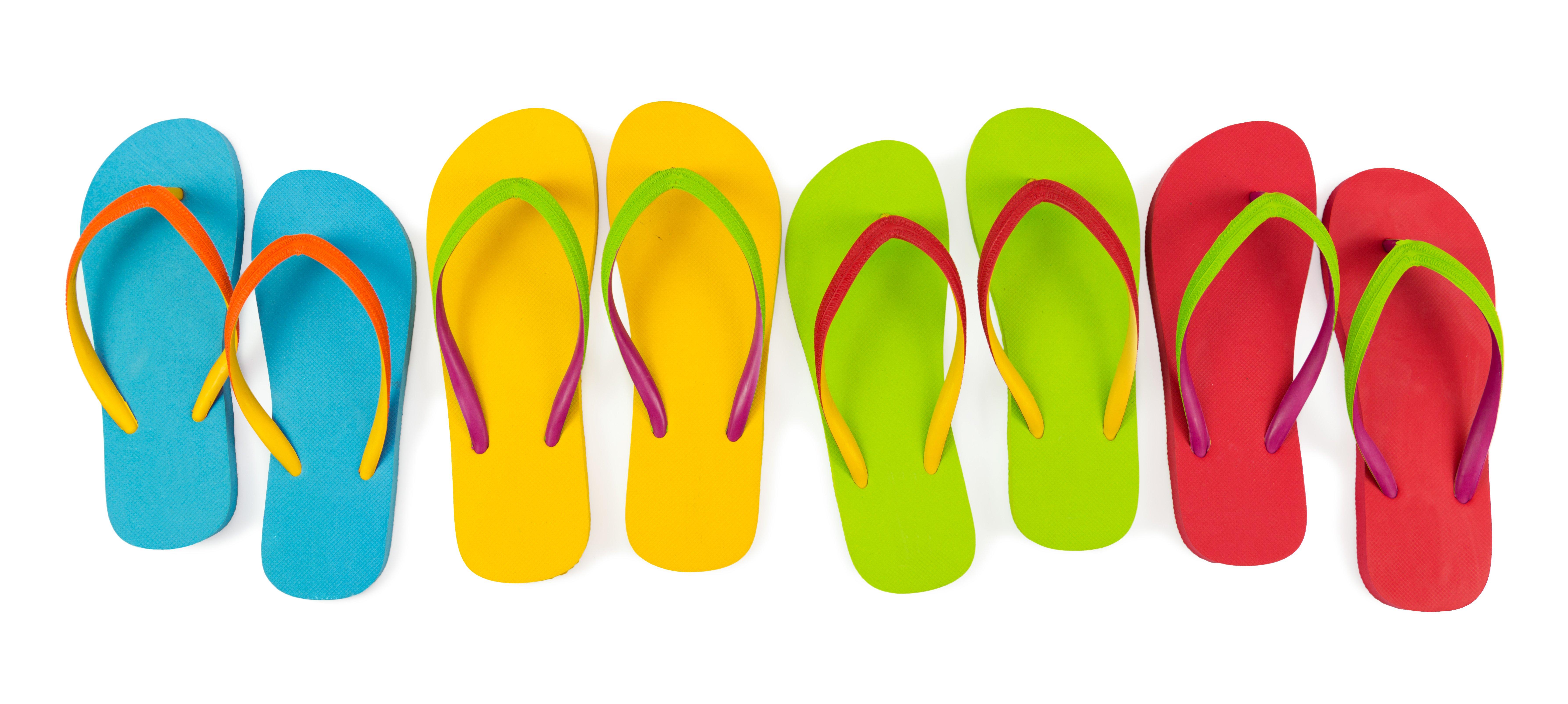 flip-flops for FOP
