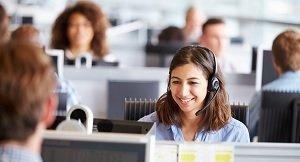 call centre skills test