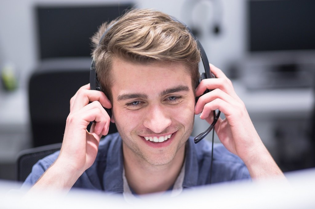 call centre basic skill test