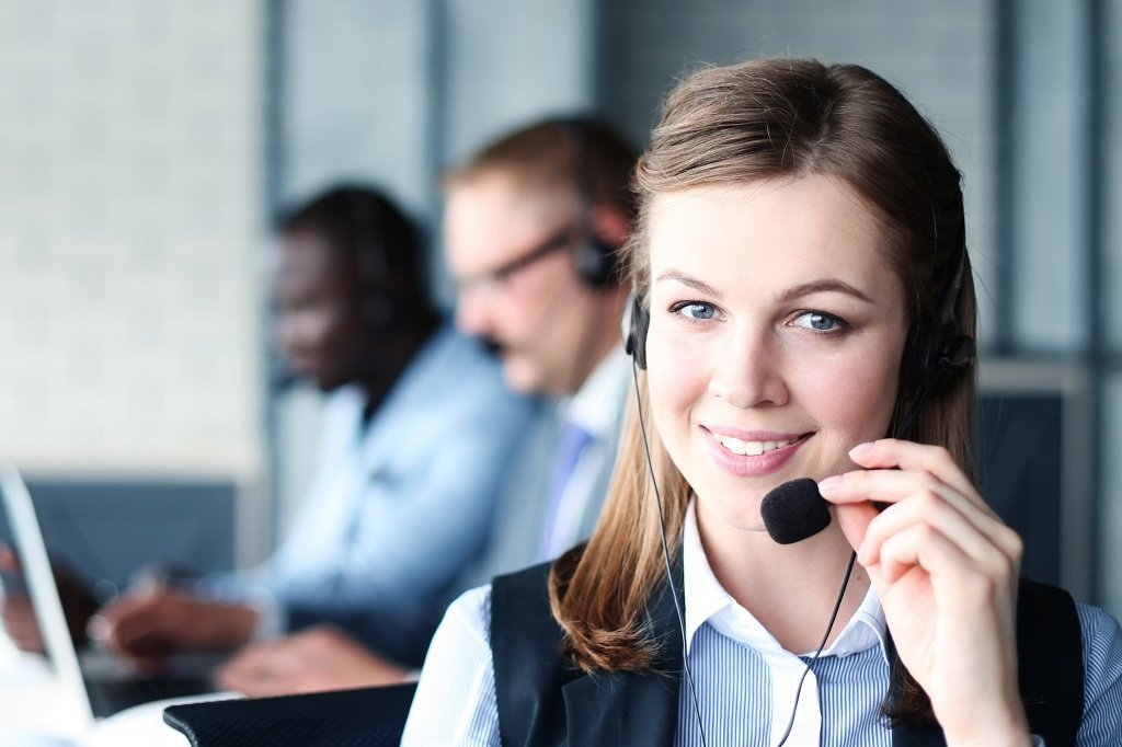 what is a call centre basic skill test
