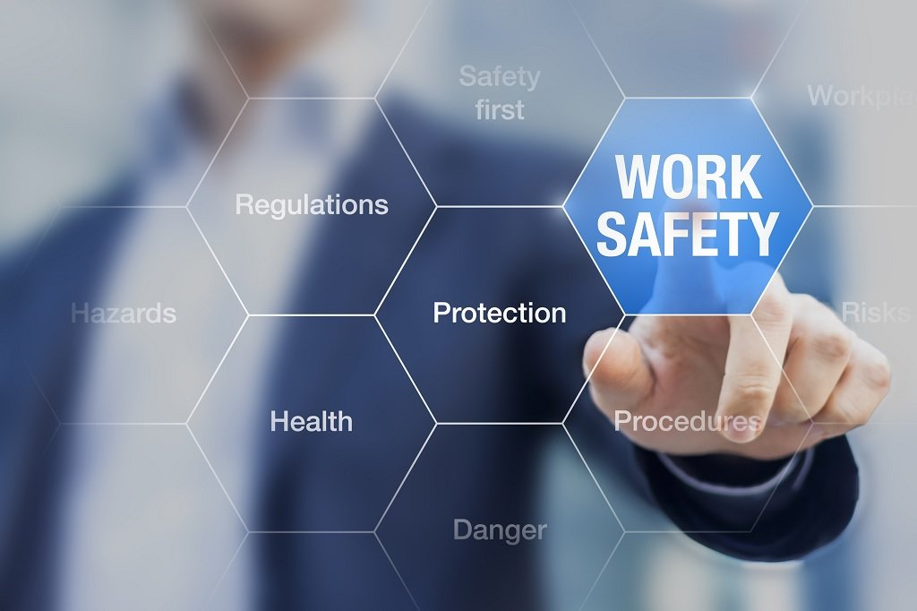 what is an office office health & safety skill test