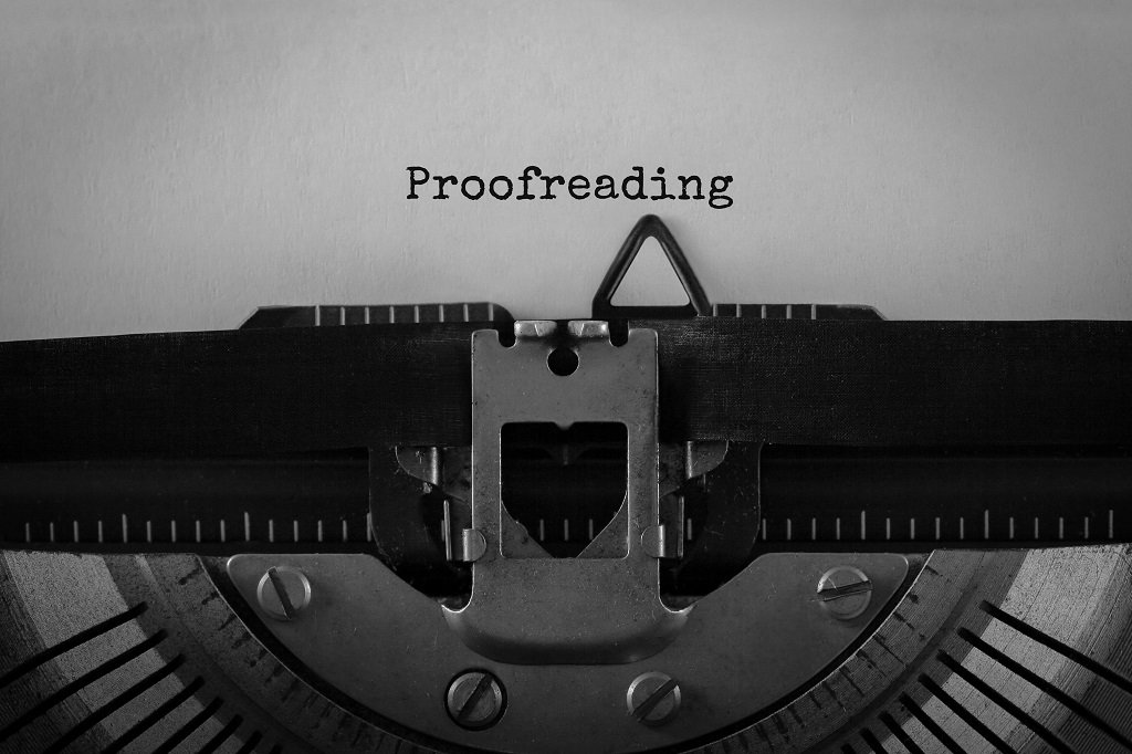 why should i use a proofreading skill test