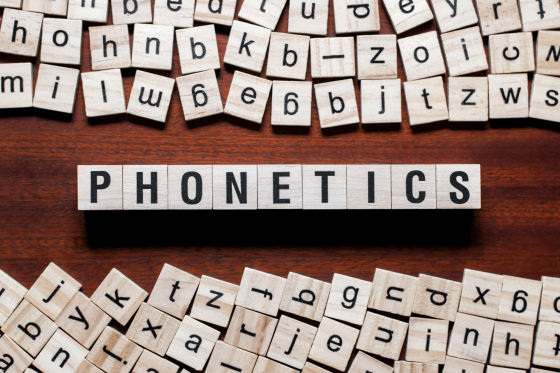 phonetic alphabet test